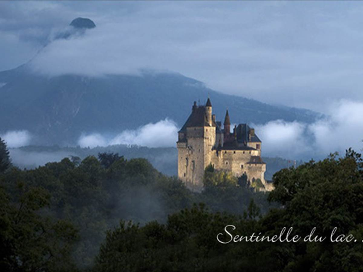 Château de Menthon-Saint-Bernard - lac d\'annecy - visites guidées ...