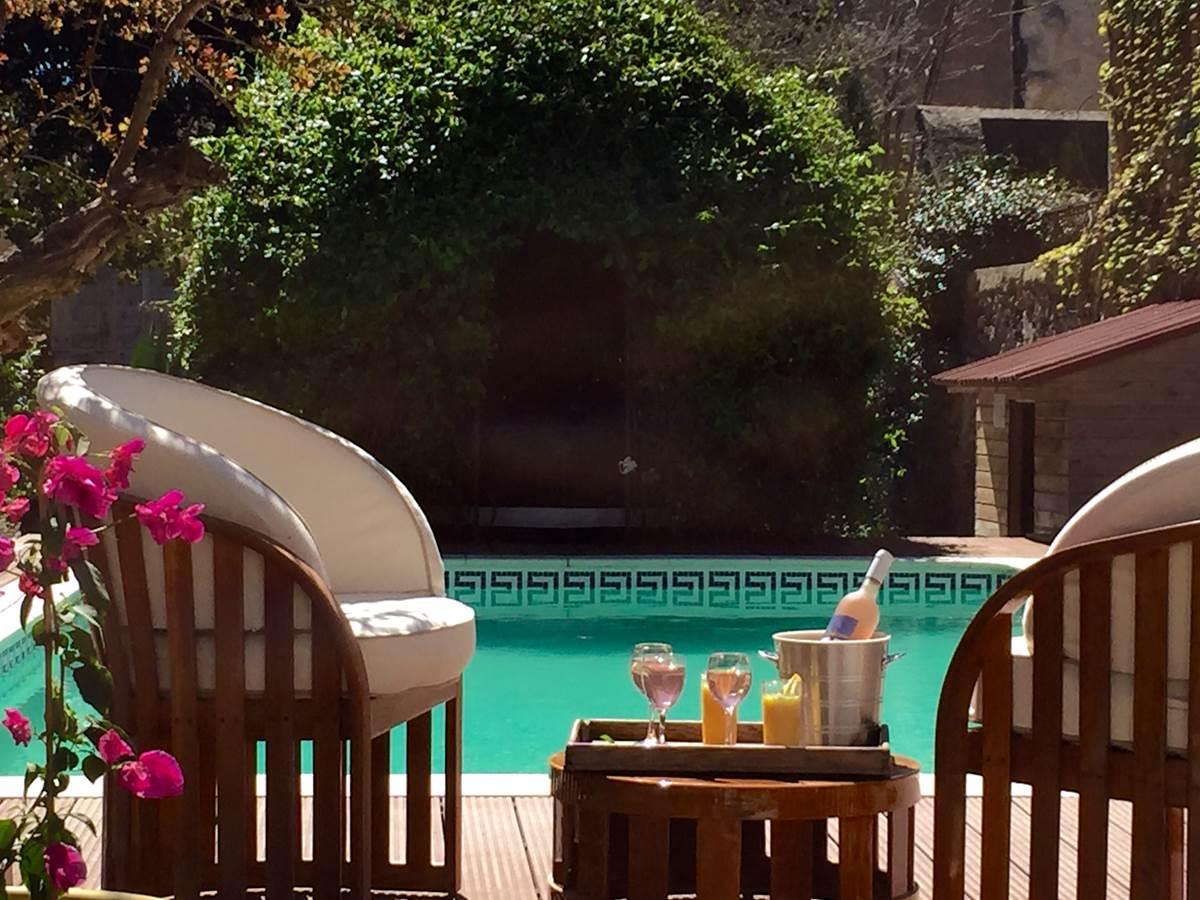 Chambres d'hôtes avec piscine et jardin à Marseillan