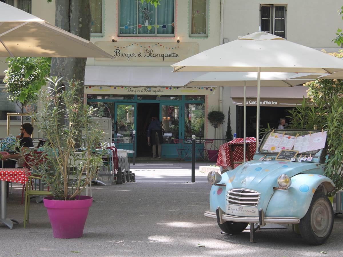 Restaurant Burger et Blanquette rue rosset