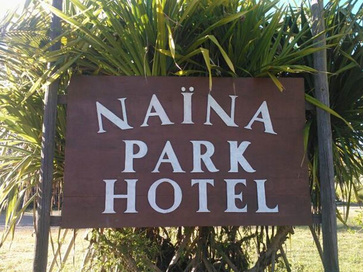 Accueil Naina Park Hotel La Foa