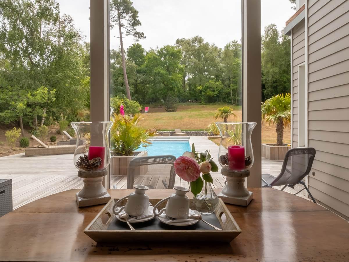 Sherwood - Villa Vent Couvert - 5 - Chambres d'hôtes Le Touquet
