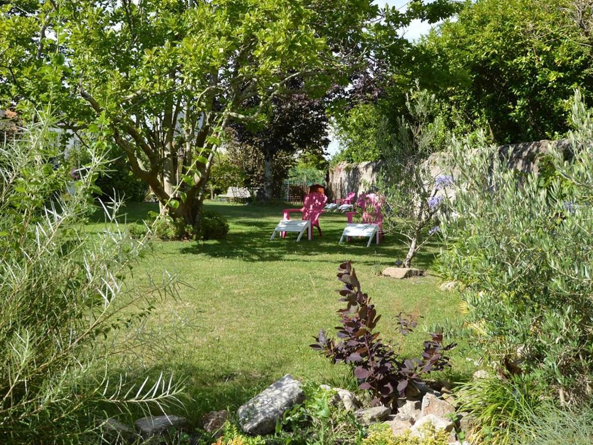 Un jardin au calme