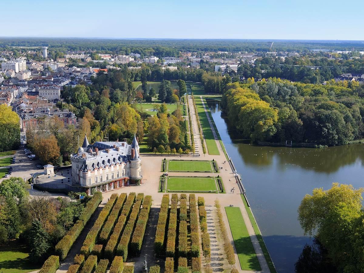 127031818 Le château de Rambouillet