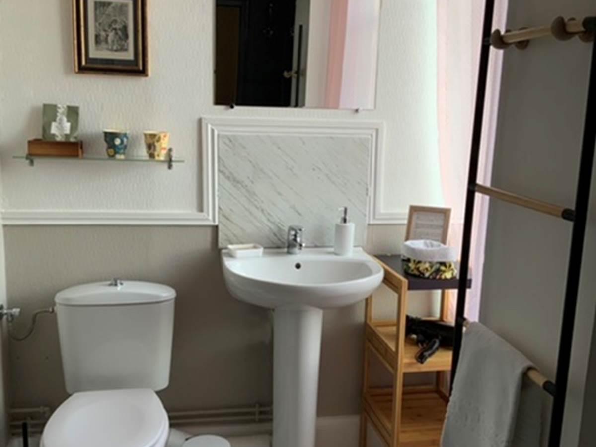 Salle de bain chambre Hirondelles