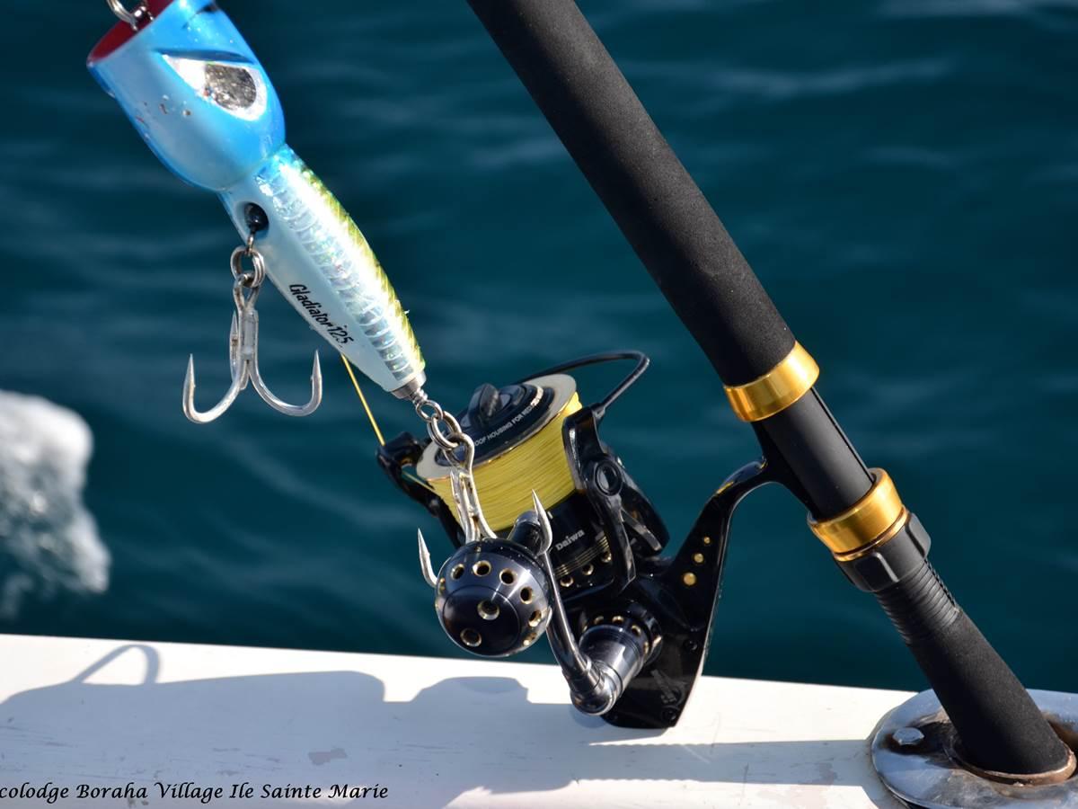Pêche Sportive Boraha VIllage Ile Ste Marie Madagascar 95