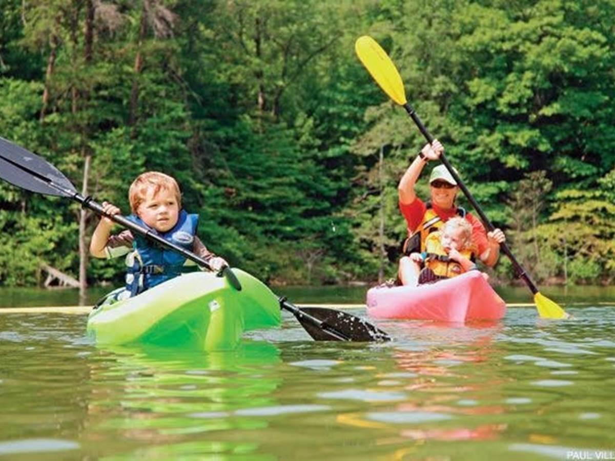Canoës-kayaks - Les capitaineries de Namur