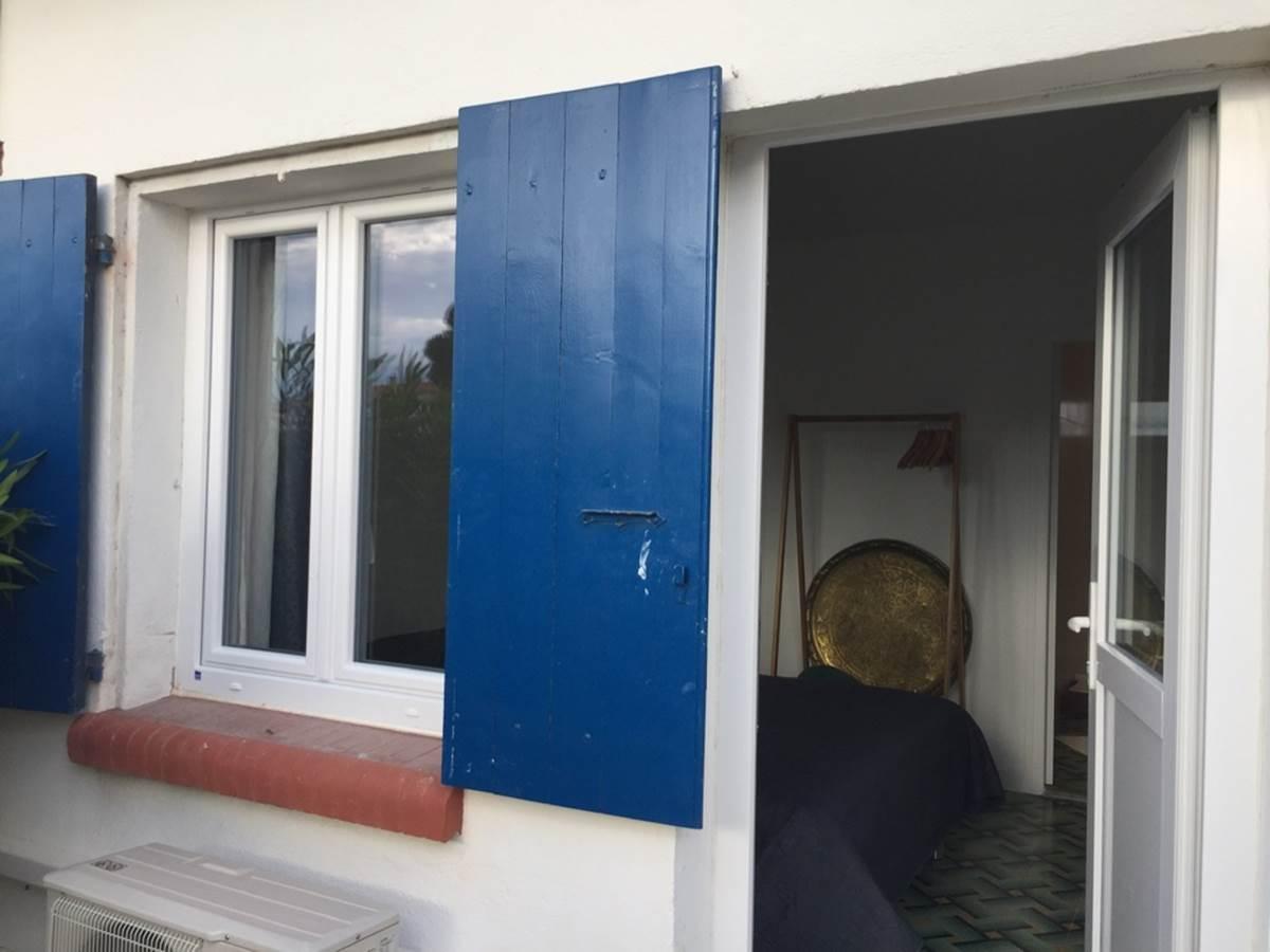 Alba Studios 2, Saint Cyprien, entree