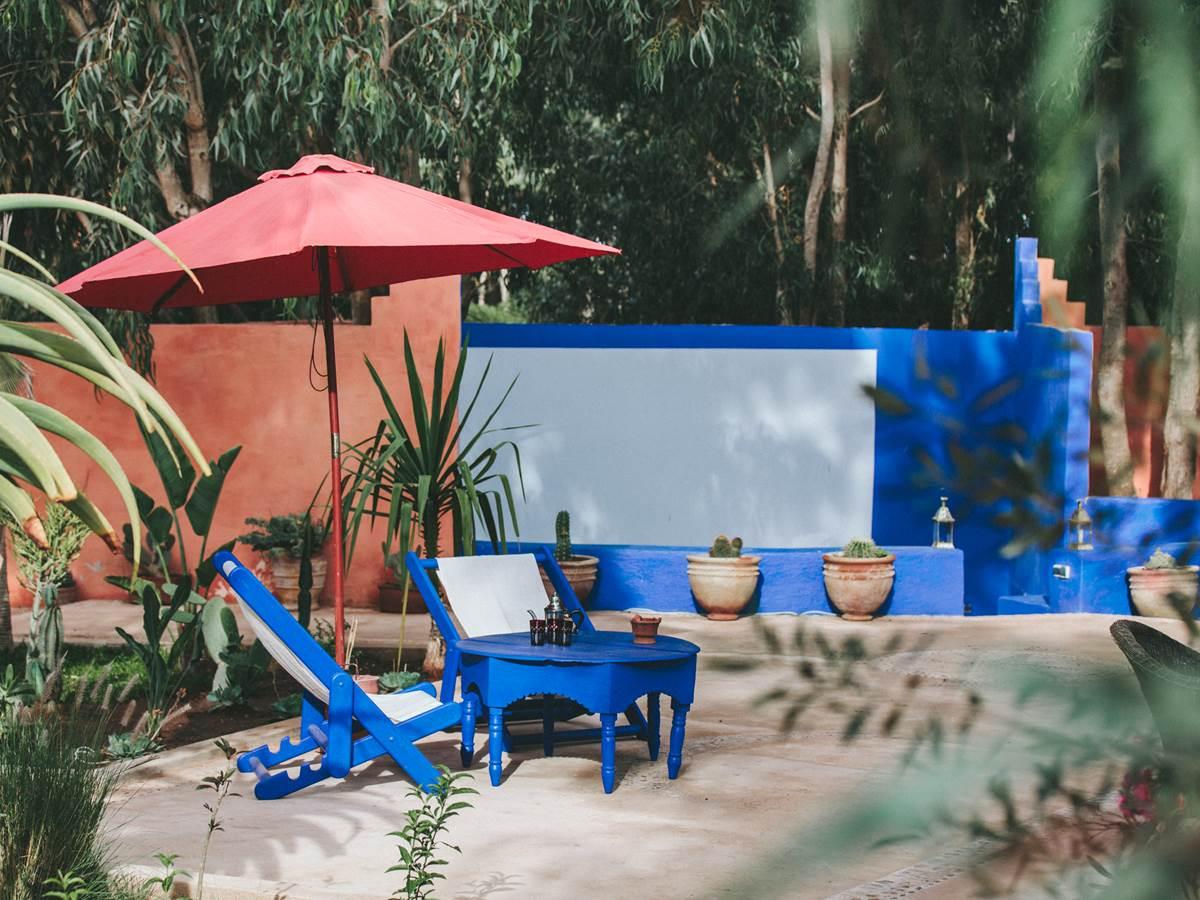jardins et cinéma extérieur