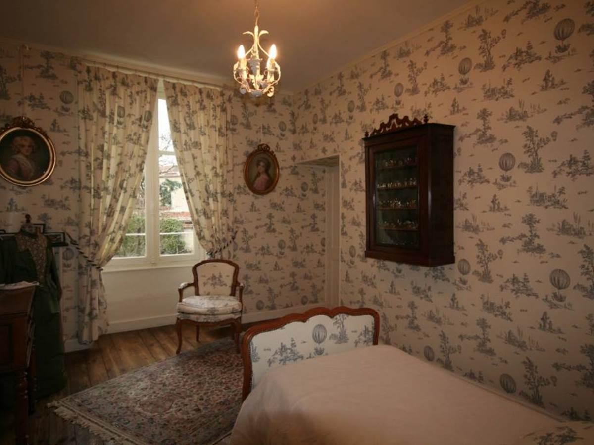 Petite chambre Simenon