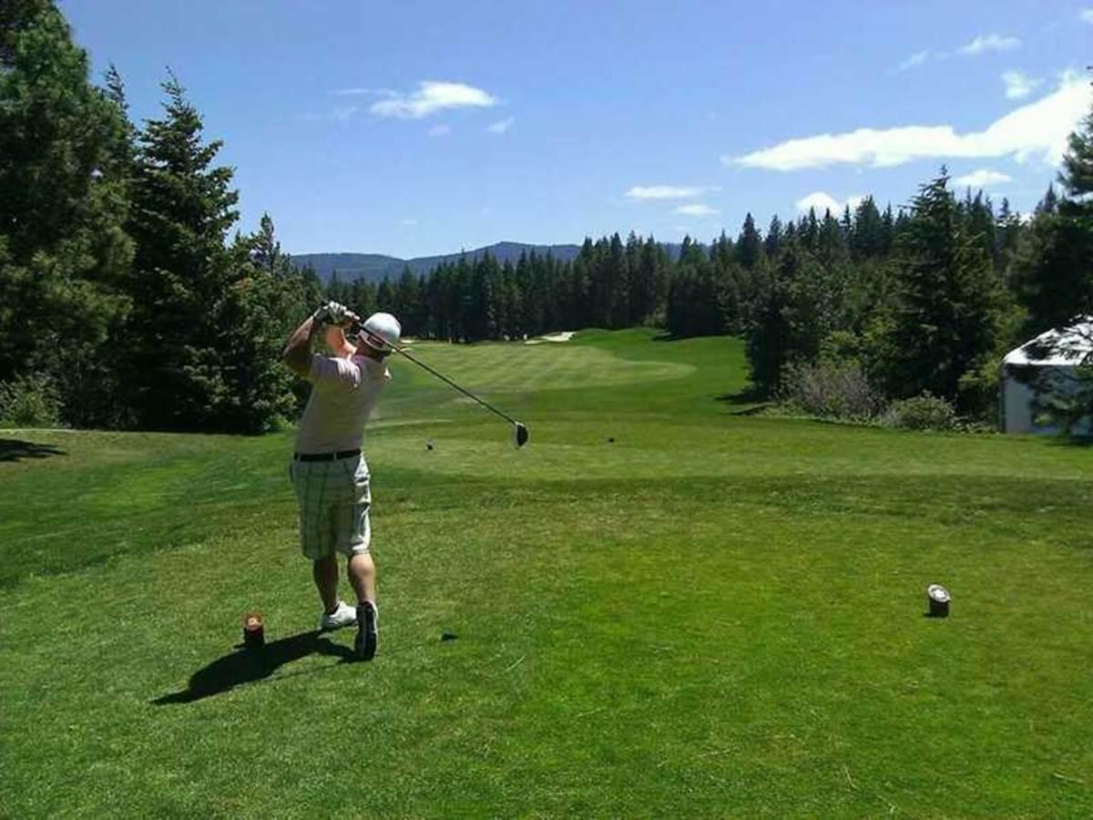 Pour les golfeurs, de superbes terrains vous attendent