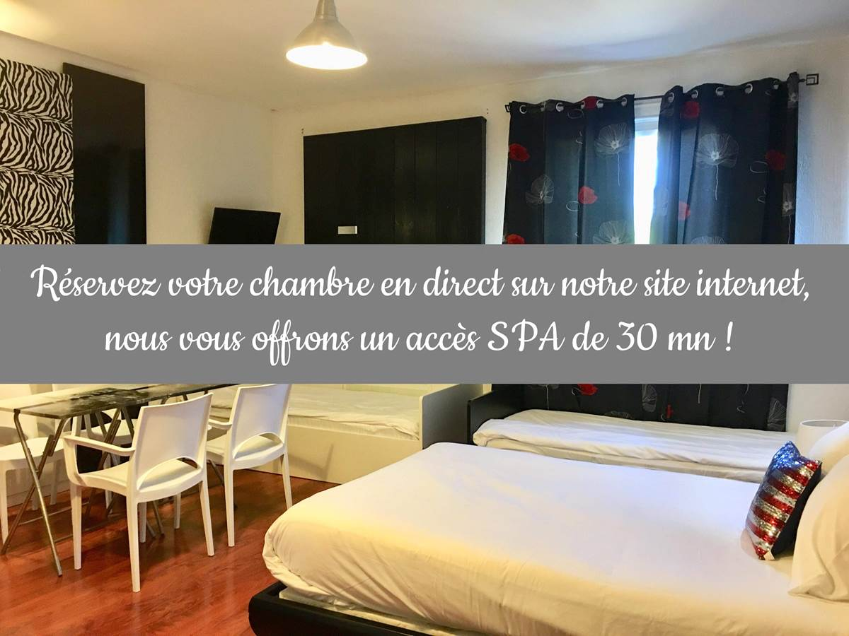 Offre Spa - En direct