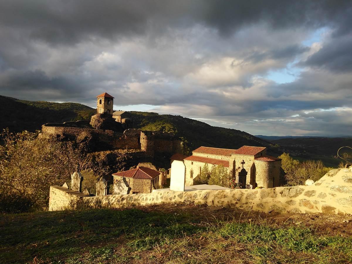 Patrimoine - Saint-lpize
