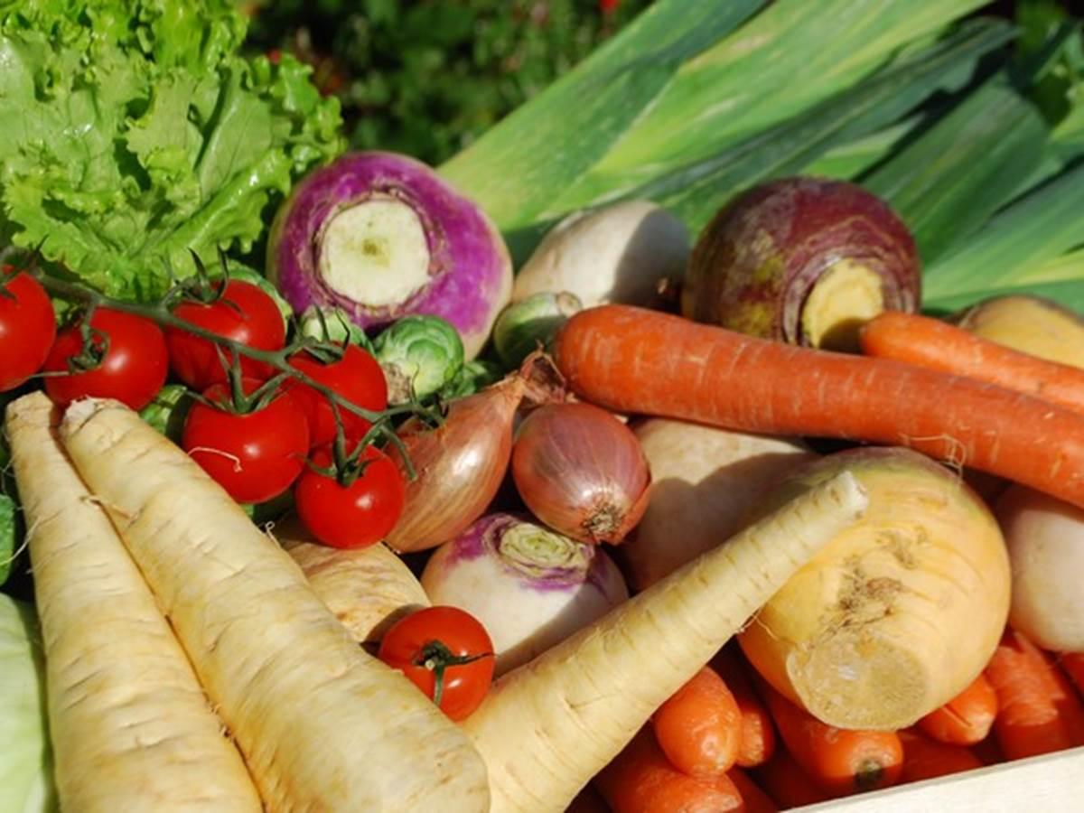 Dans nos plats à emporter les légumes de notre primeur Sébastien Henrio Eymoutiers