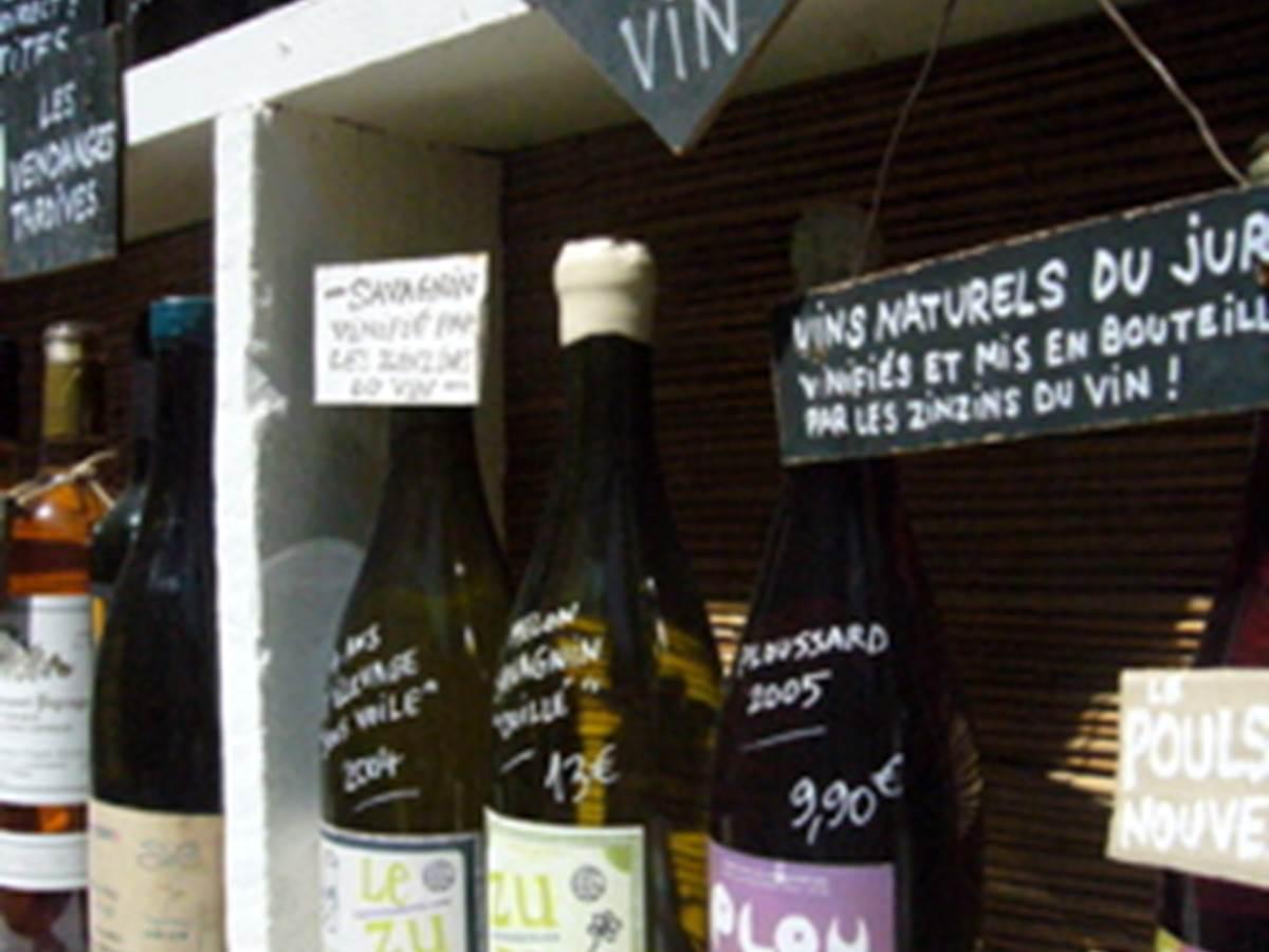 Les Zinzins du Vin