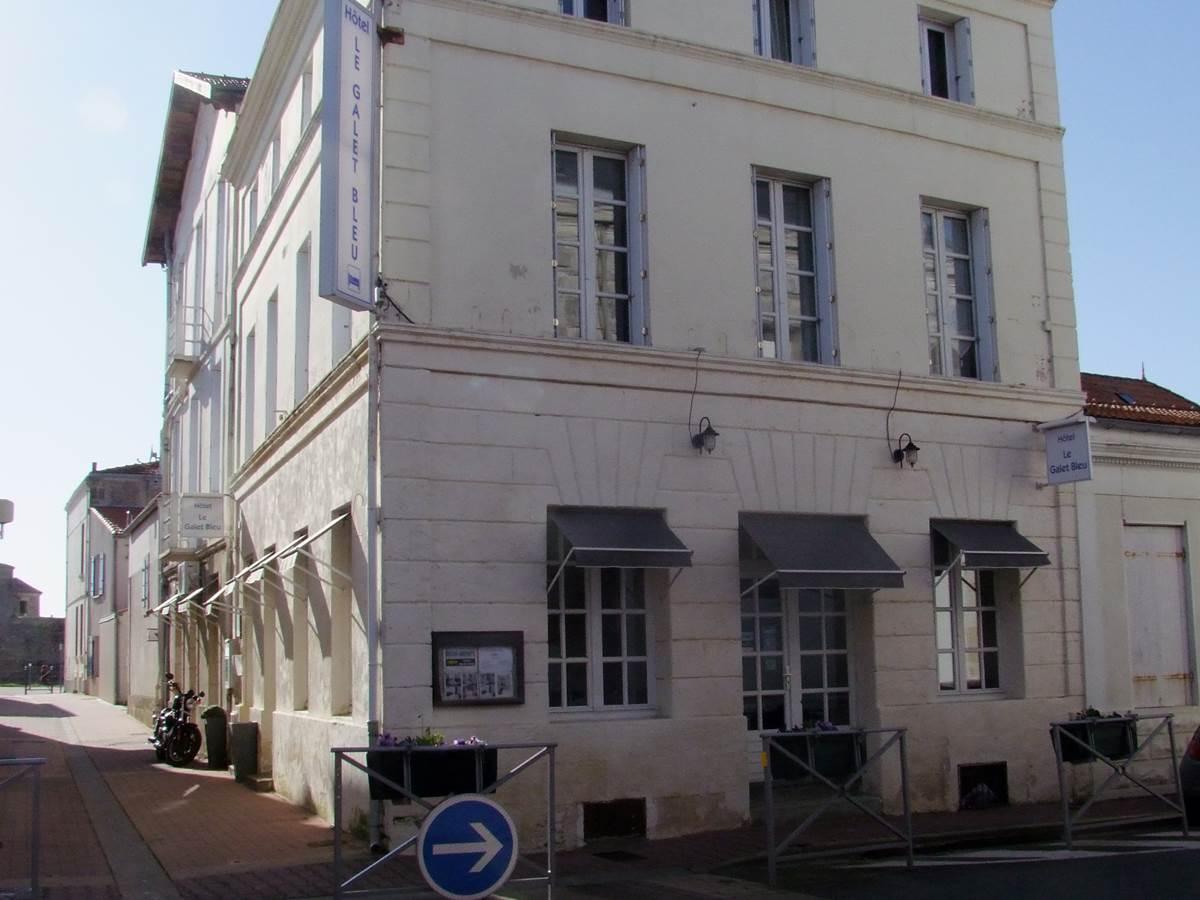 Hotel Le Galet Bleu