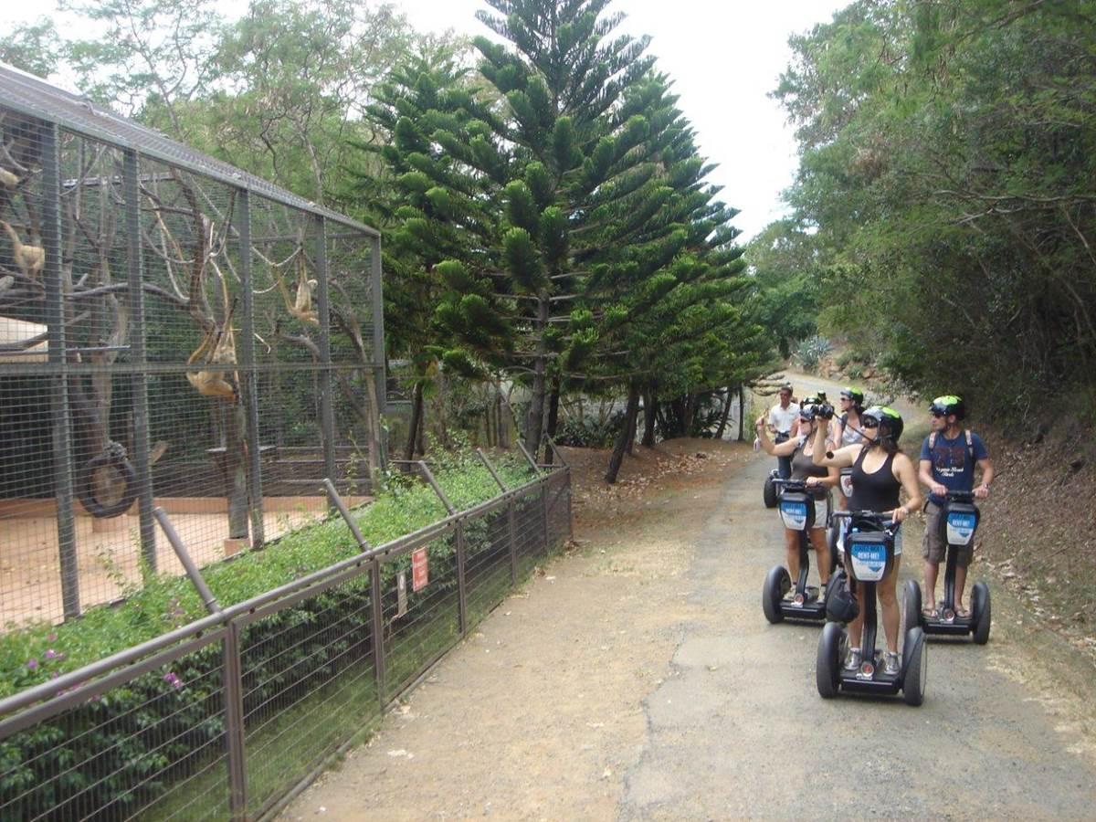 Parc zoologique et forestier