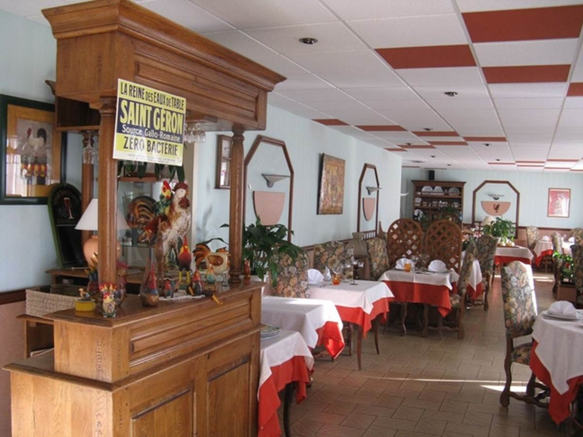 Restaurant Le Coq d'Or
