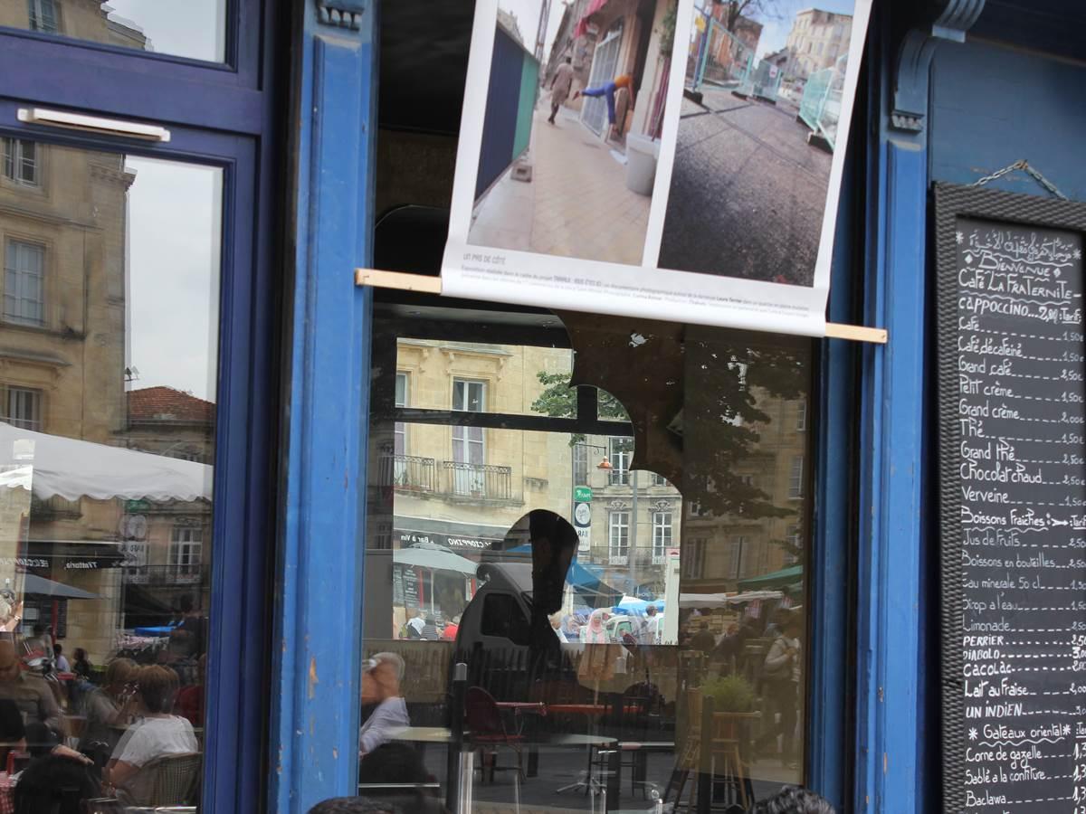café la Fraternité quartier Saint-Michel