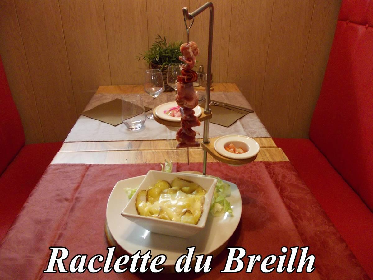 Raclette du  Breilh
