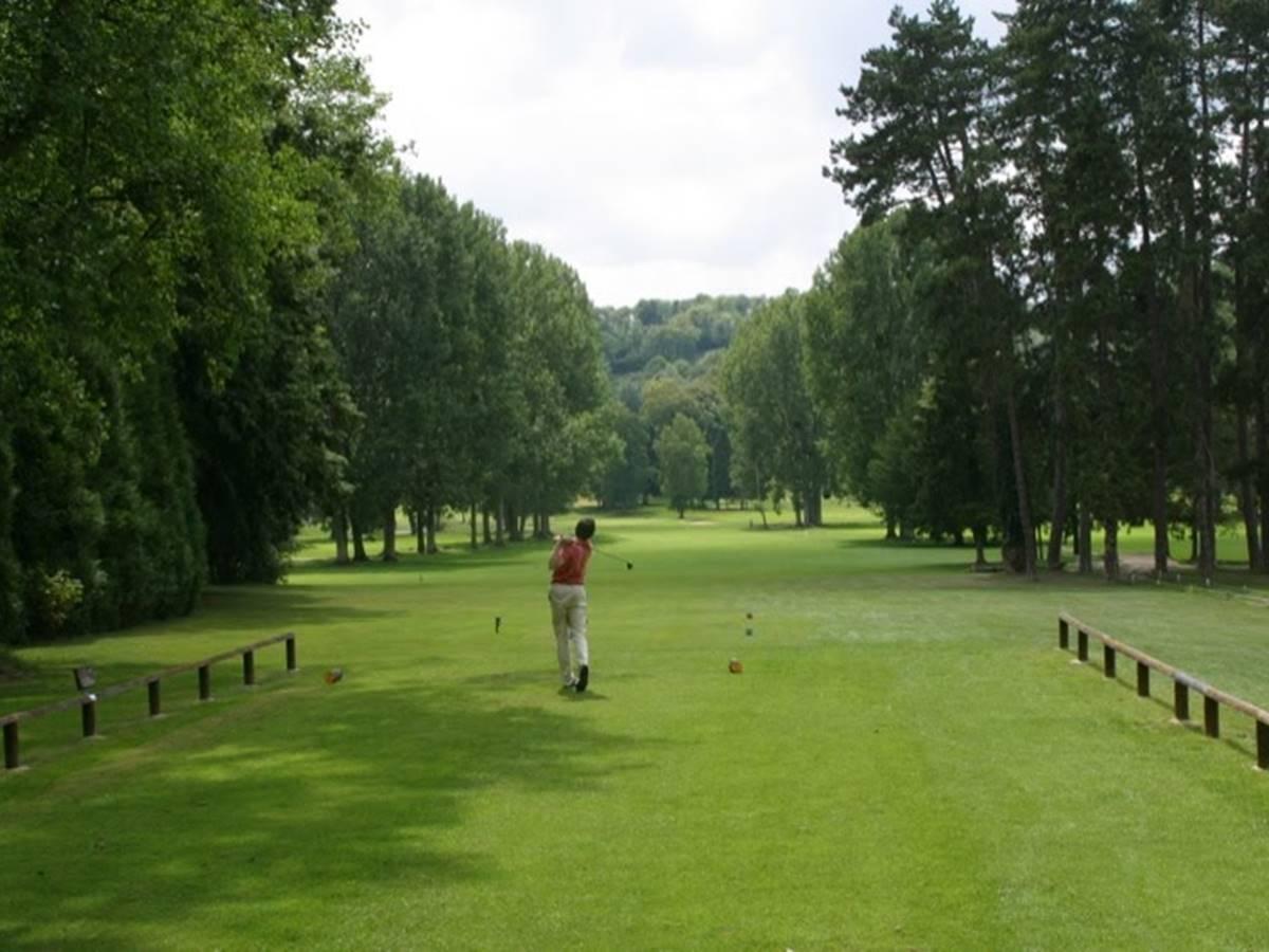 Golf à Chaumont - Bertichères