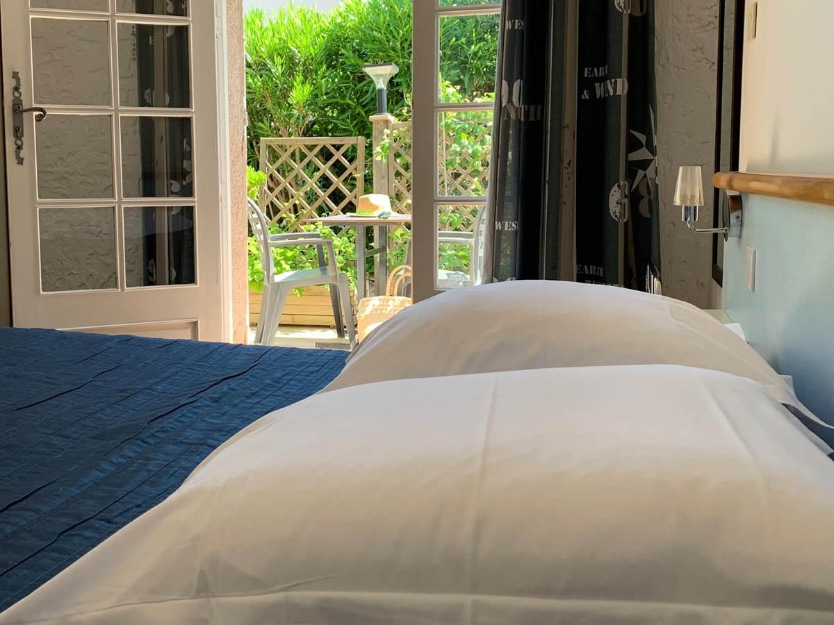 chambre standard hotel sole e mare