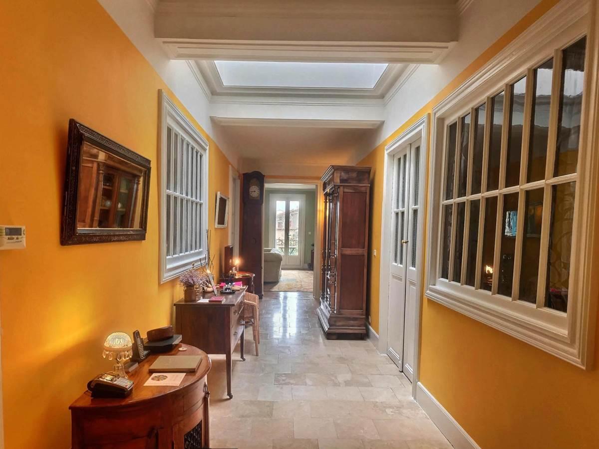 Entrée de La Casa Occitane Hotel Languedoc Roussillon