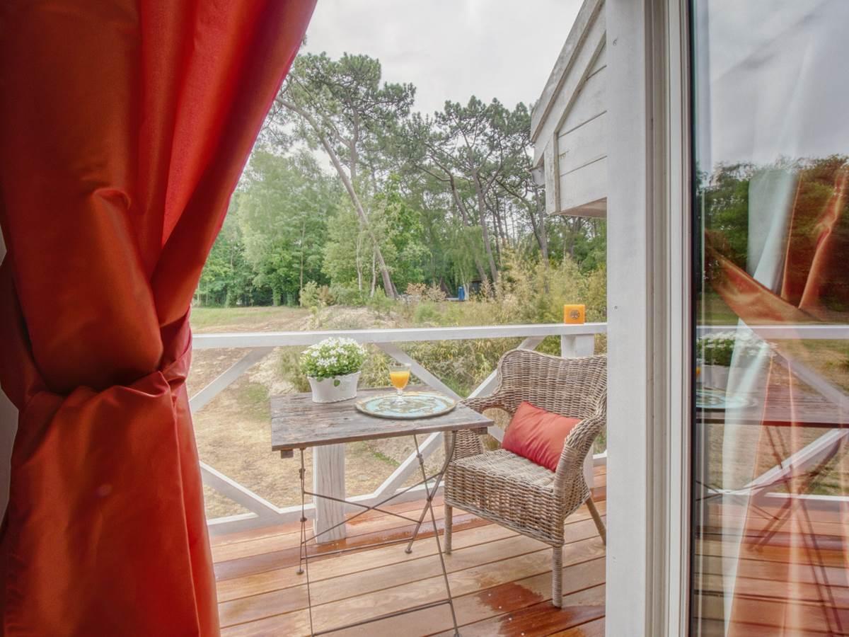 Calathéa - Villa Vent Couvert - 2 - Chambres d'hôtes Le Touquet avec piscine