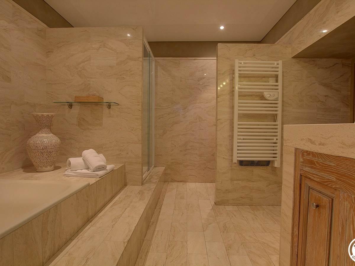 Salle de bain de la Chambre Evasion