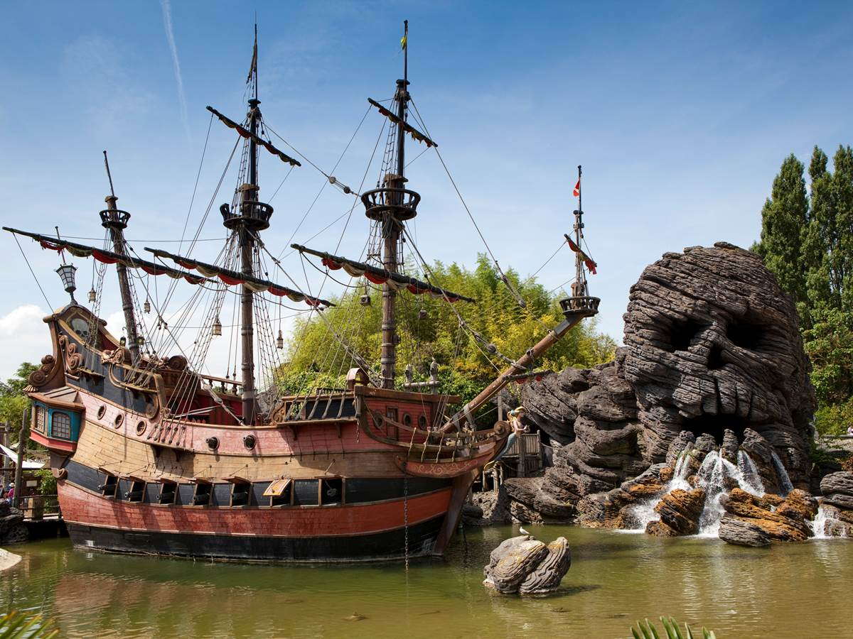 Pirates des Caraïbes - Disneyland Paris