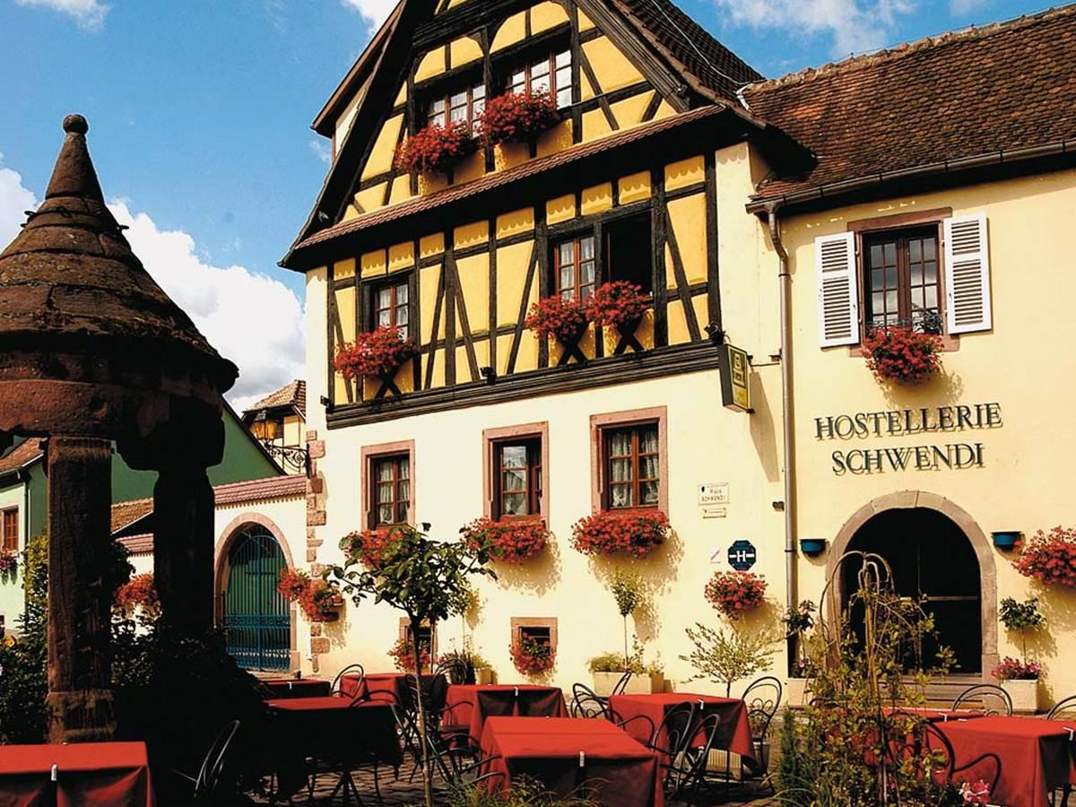 Hostellerie Schwendi