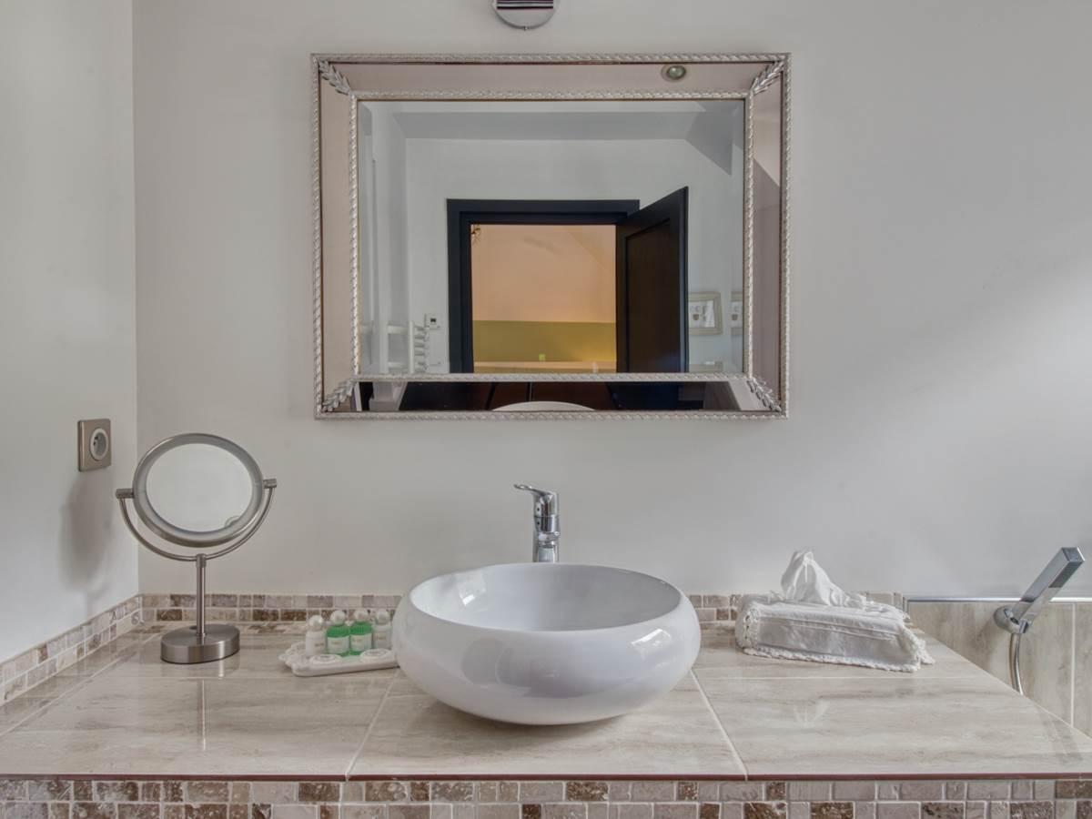 Calathéa - Villa Vent Couvert - 4 - Chambres d'hôtes Le Touquet avec piscine