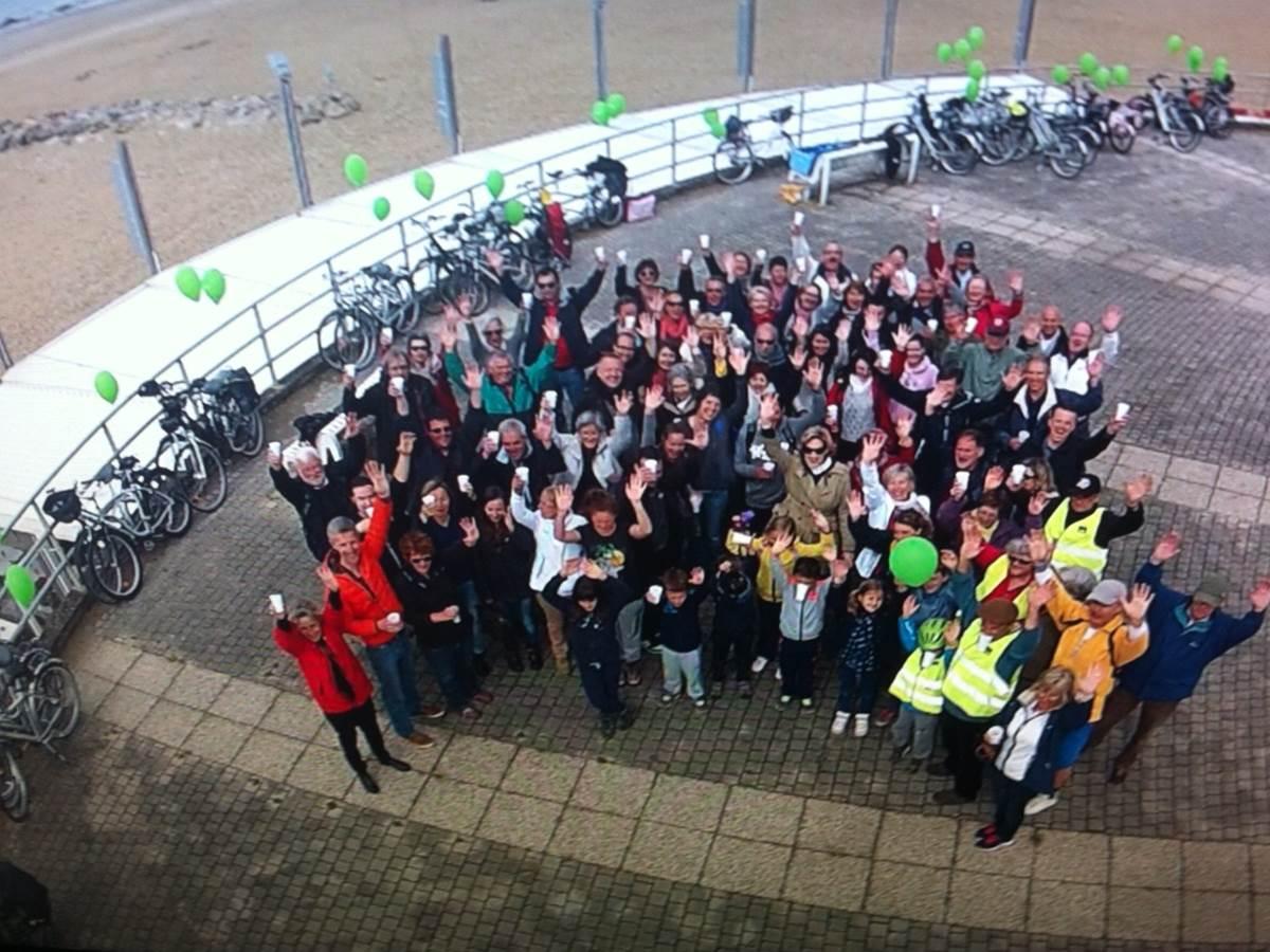La Bikevasion Day, c'etait en 2014 !
