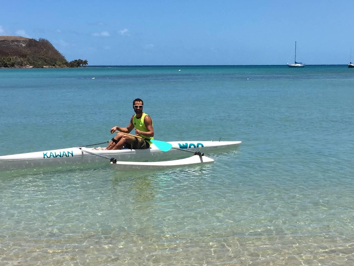 Cours particulier 1 heure - SUP, Kayak, Pirogue Hawaïenne ou Surfski