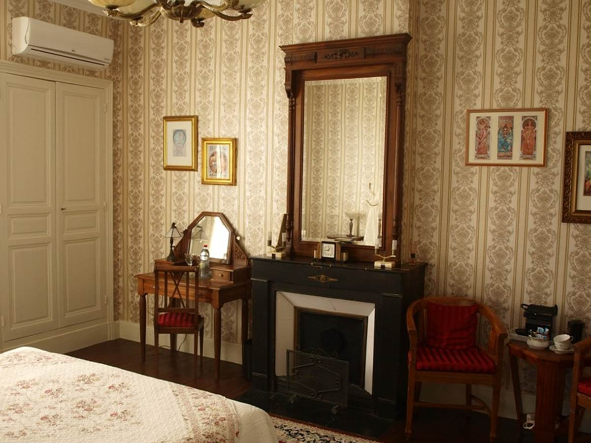 Chambre Buis, plaquard