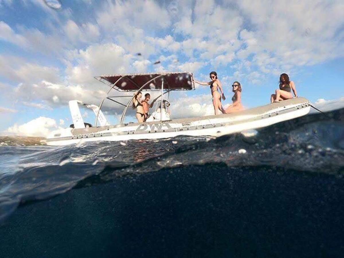 bateau bulle