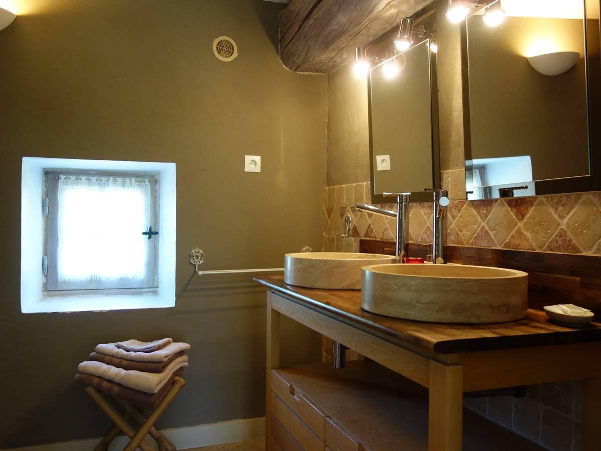 Chambre Juliette Salle de bain