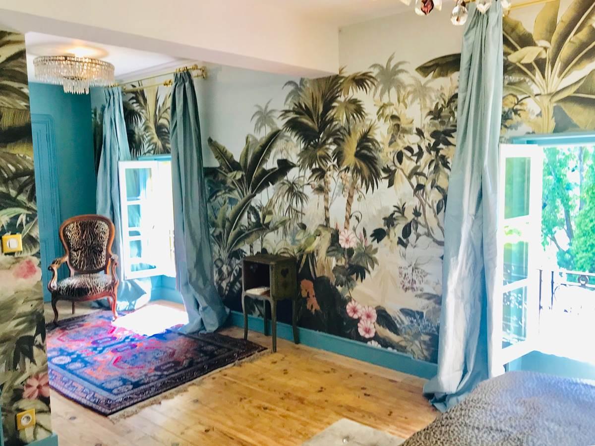 Suite Le Jardin Perché Hébergement Haut de gamme Périgord - Bergerac