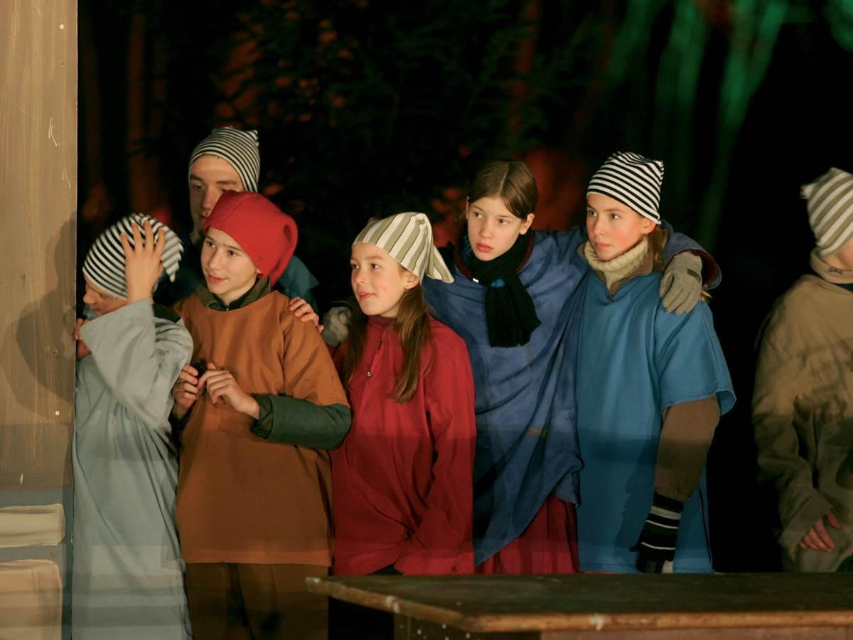 Noël approche et les lutins aussi...