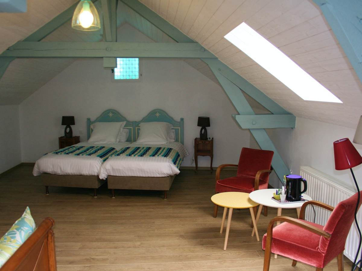 La chambre Villarceaux