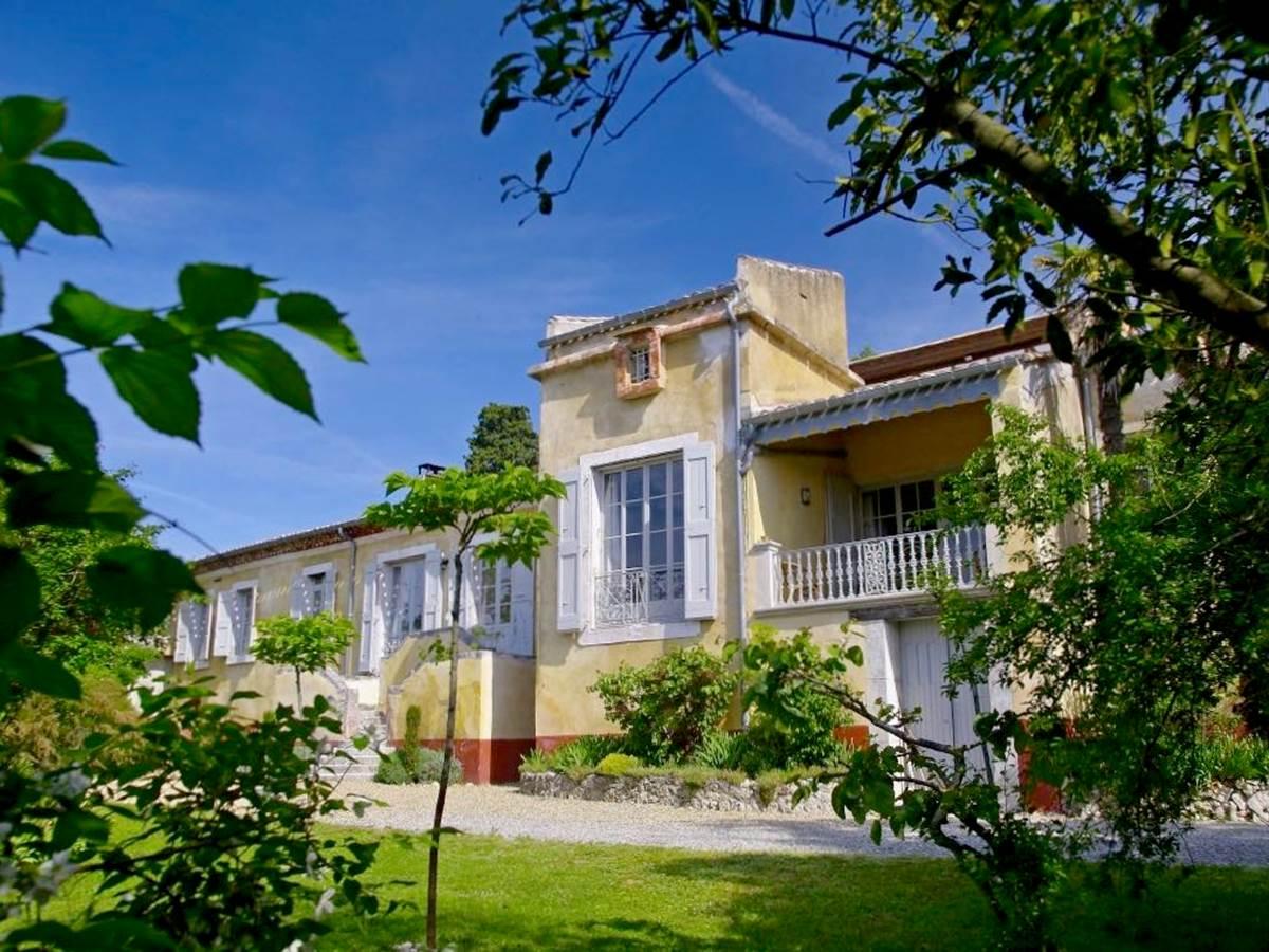 Chambres d'hôtes la Rougeanne près de Carcassonne, Canal du Midi, Aude Pays Cathare, Guide Michelin