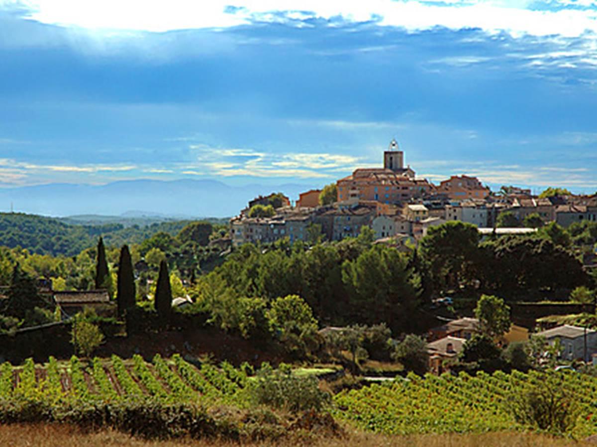 Village perché provencal Flayosc draguignan dracénie verdon