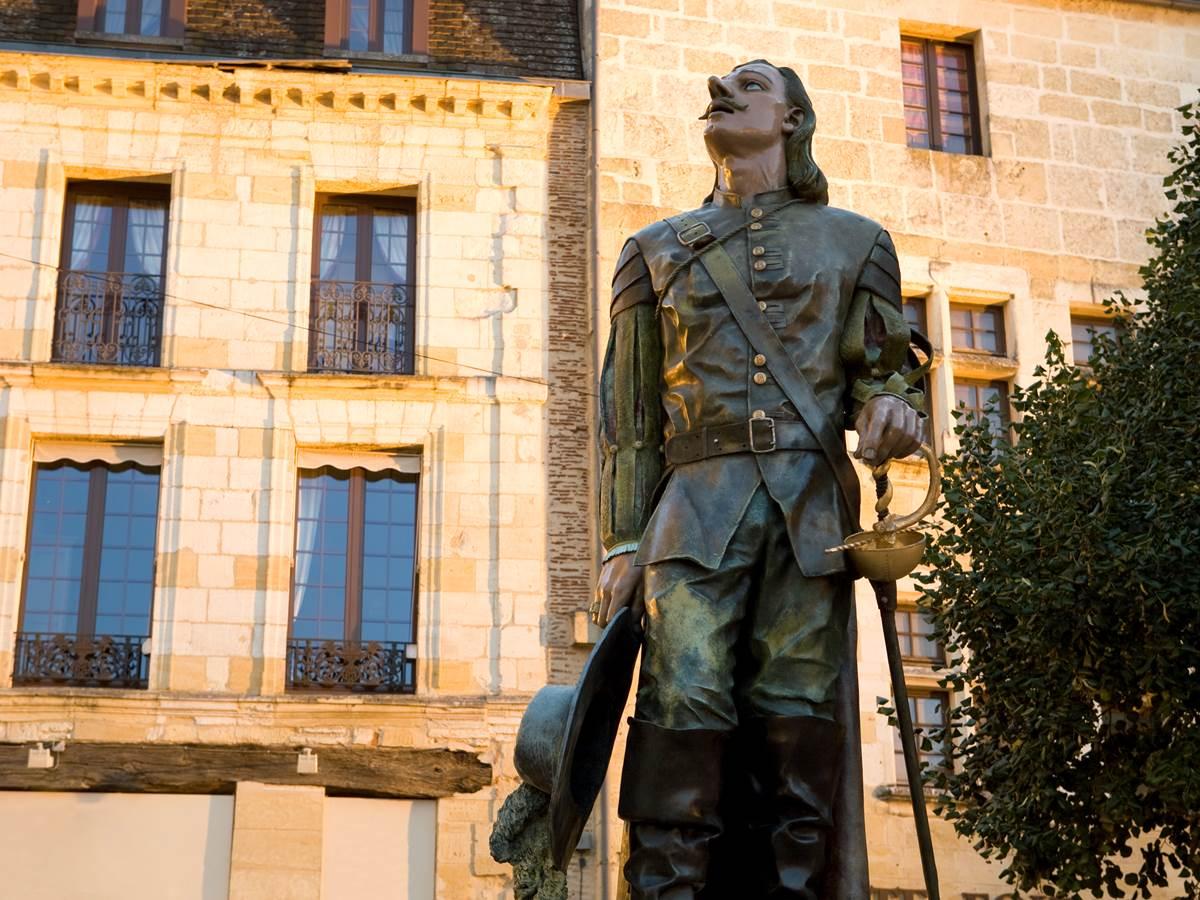 Le Cyrano de Mauro Corda à Bergerac