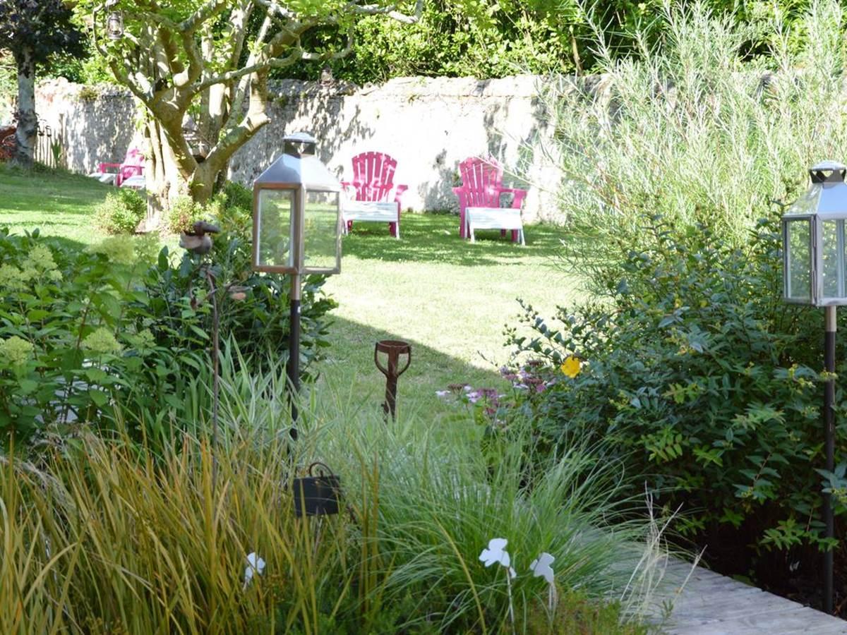 Jardin  fairy garden