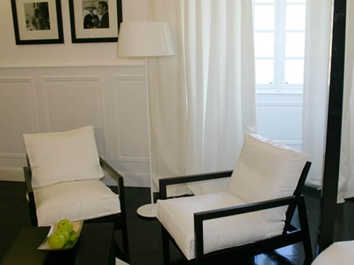 Chambre Amaryllis - Salon comfortable