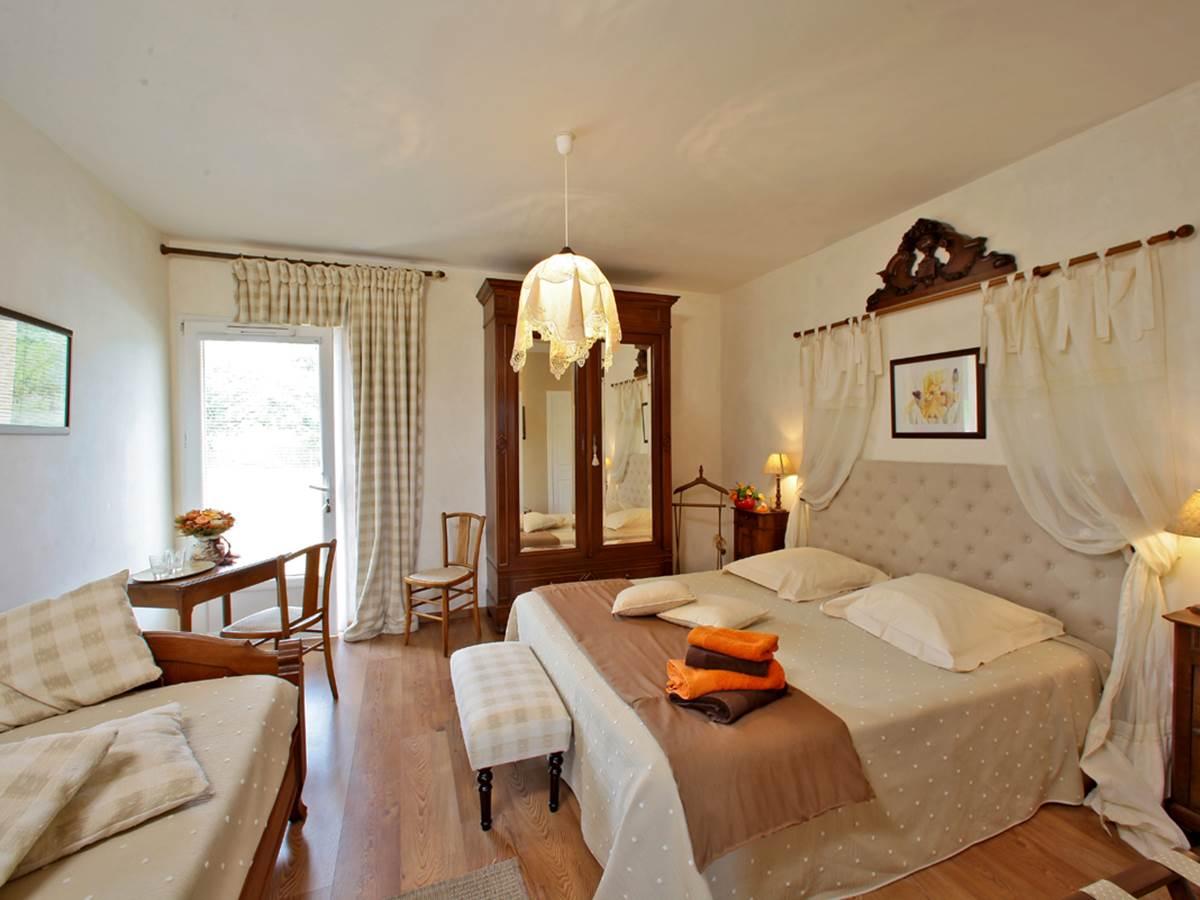 Notre chambre d'hôtes Castelnaud