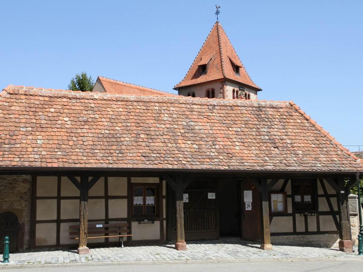 la laube corps de garde à wintzenheim kochersberg
