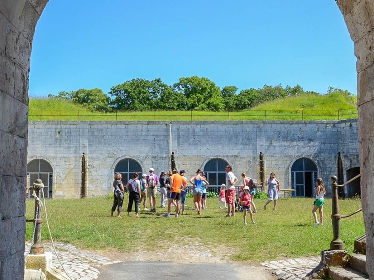 Visite guidée au Fort Liédot 2
