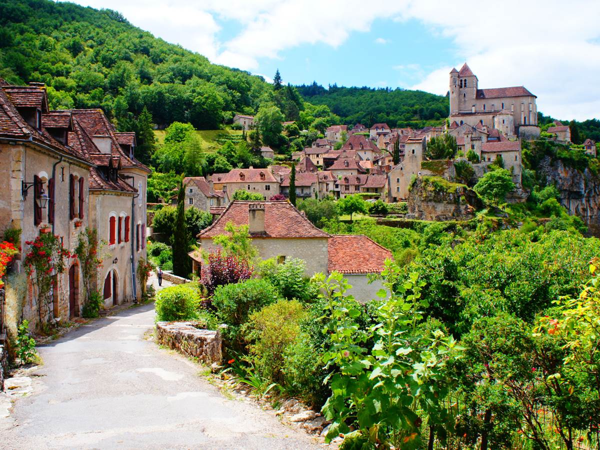 Saint Cirq Lapopie © Lot Tourisme J
