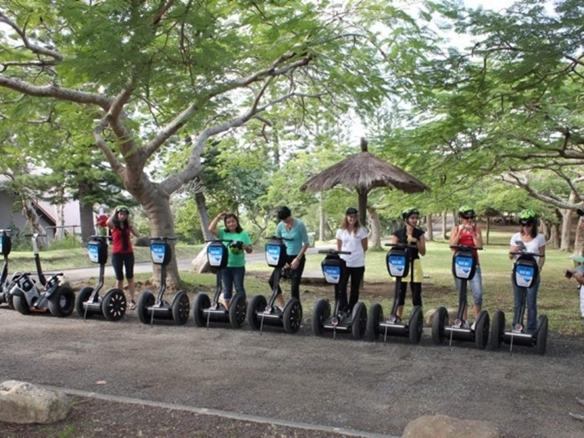 Initiation au Segway Parc