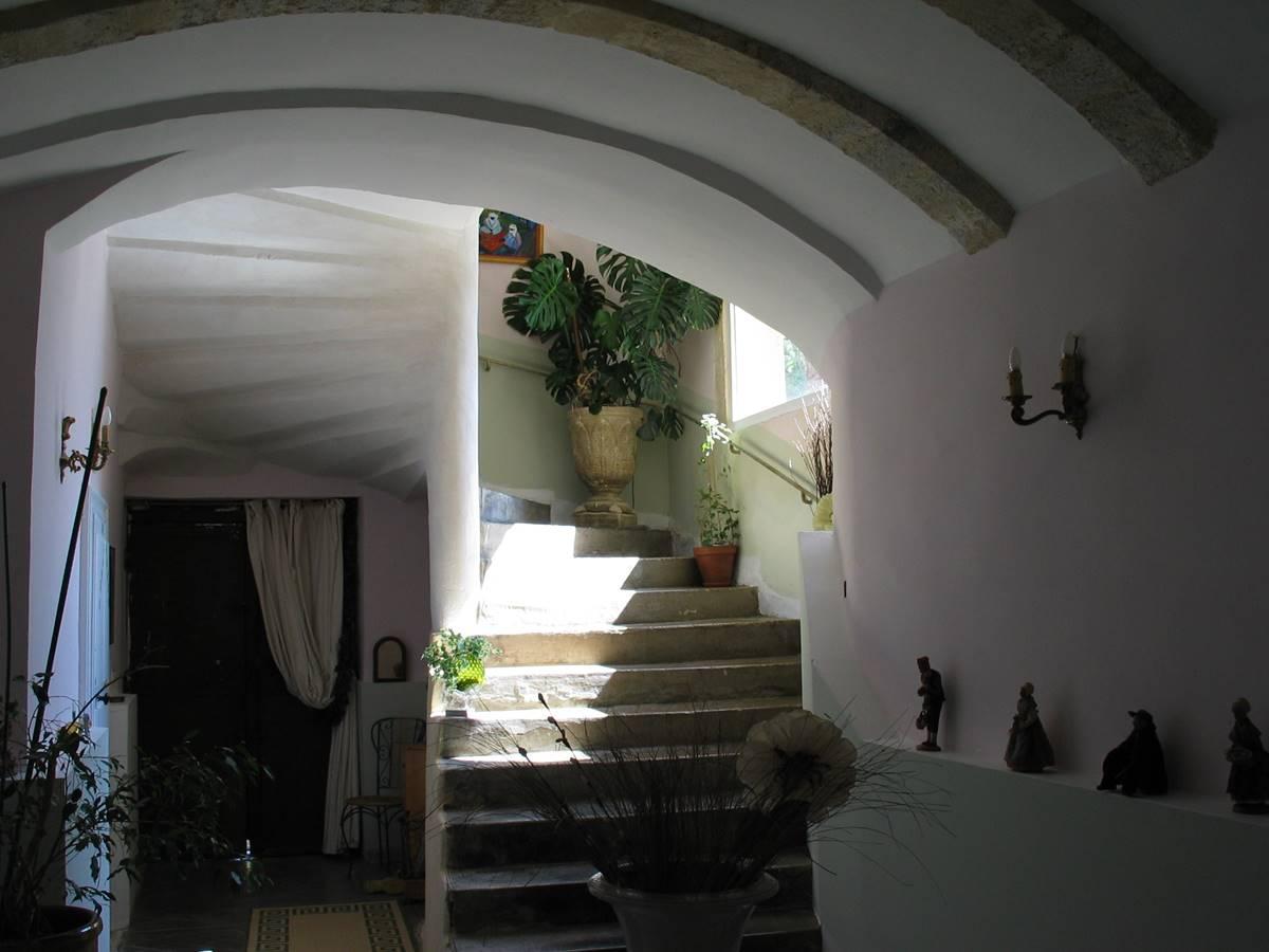 u Escalier